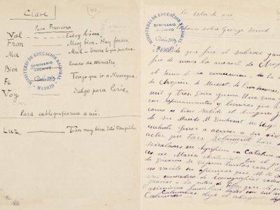 Publican el cuaderno personal de Rubén Darío