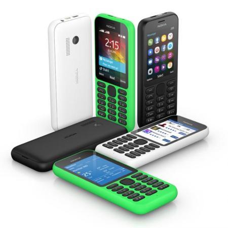 Nokia 215, toda la información