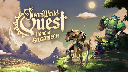 SteamWorld Quest: Hand of Gilgamech llegará a Nintendo Switch a finales de abril. Aquí tienes un completo gameplay de 22 minutos