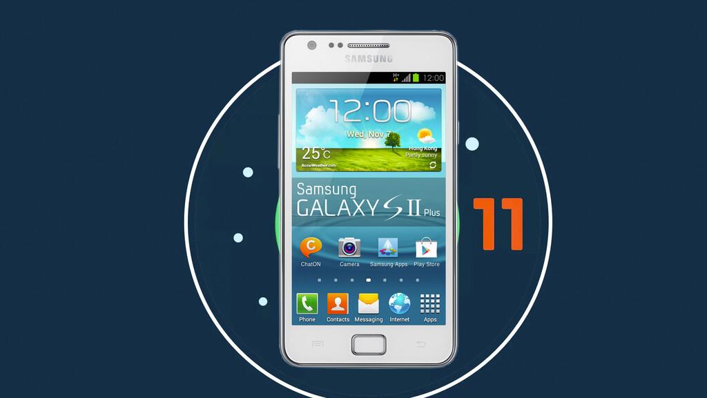El Samsung Galaxy S2 sigue vivo: logran darle soporte a Android 11 gracias a LineageOS
