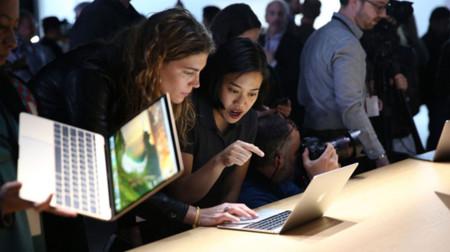 Así son en directo el Apple Watch y el nuevo MacBook