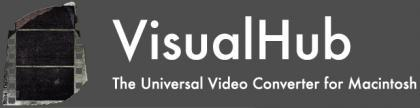 VisualHub: Conversión de formatos de vídeo