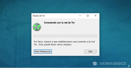 Cargando Tor