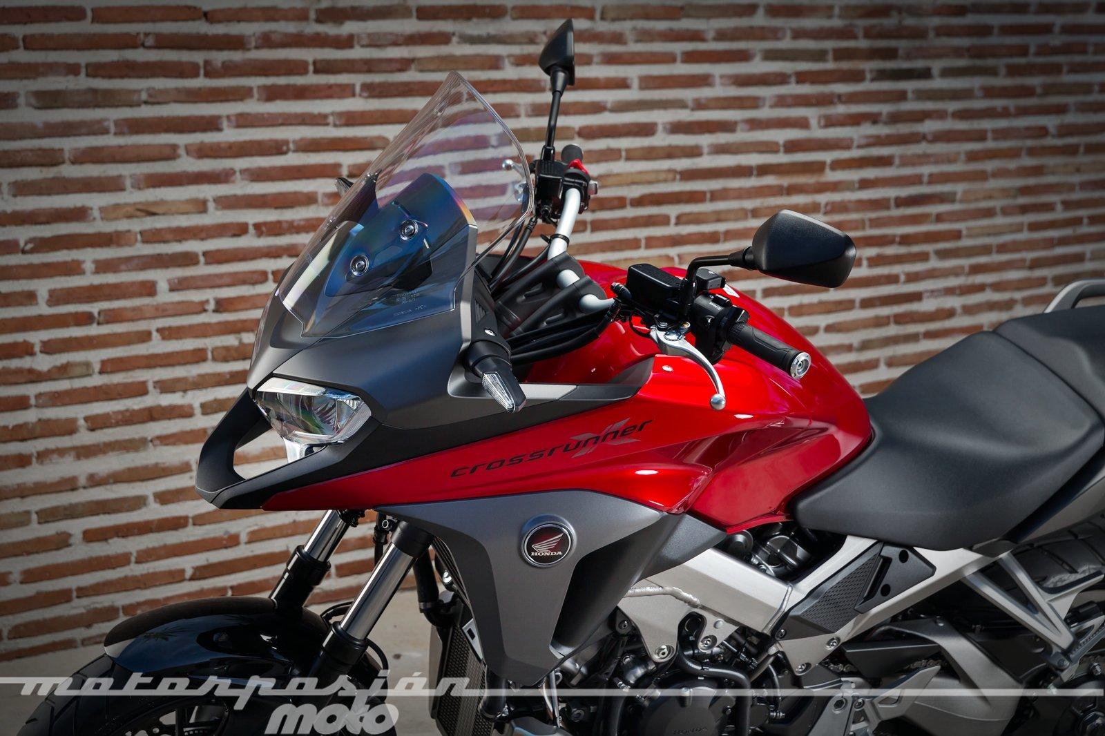 Foto de Honda VFR800X Crossrunner - Detalles (22/56)