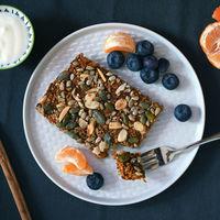 37 recetas sencillas, fáciles y rápidas de meriendas saludables