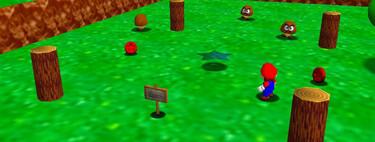 Super Mario 64: cómo conseguir la estrella Find the Eight Red Coins de Bob-omb Battlefield