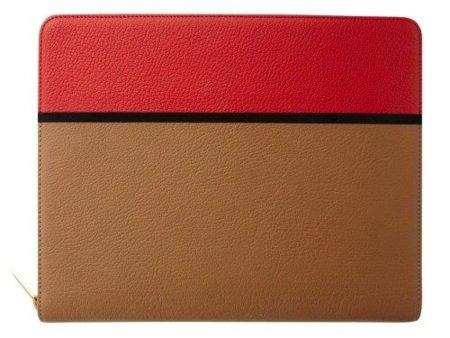 Fundas bicolores para iPad: elegantes hasta la médula