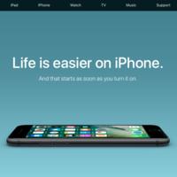Apple renueva su sitio web 'Switch' para animar a los usuarios de Android a dar el salto a iOS