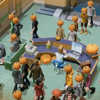 Two Point Hospital se apunta a celebrar Halloween con el regreso de su modo Terroríííííífico