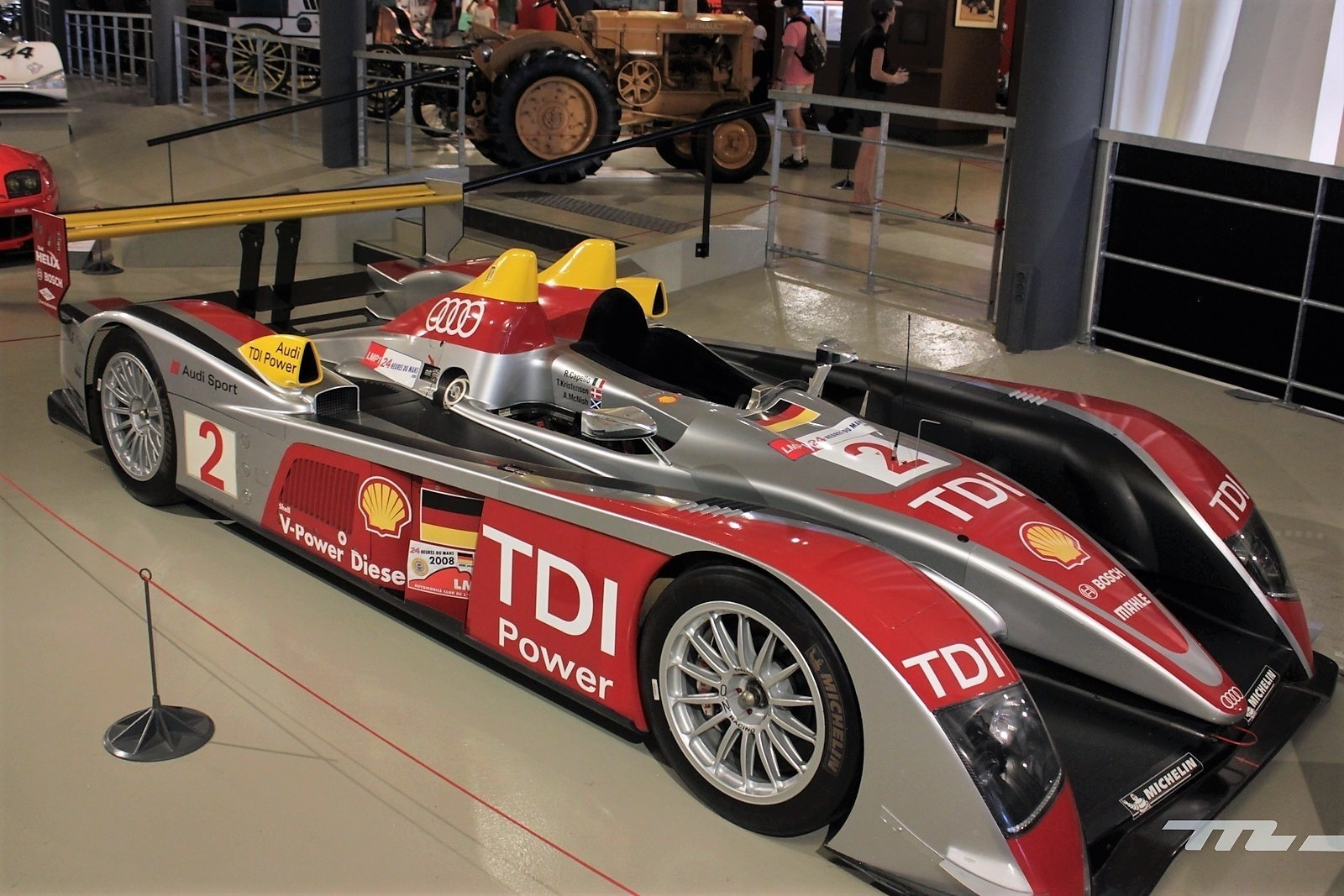 Foto de Museo de las 24 Horas de Le Mans (madurez) (38/45)
