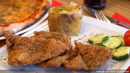 La piazzeta - restaurante italiana - milanesa