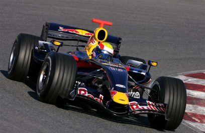 Red Bull, convirtiéndose en aspirante