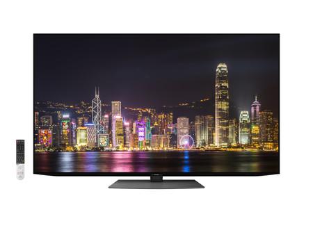Sharp ya tiene sus primeros televisores OLED: con resolución 4K y Android TV, por ahora se quedan en Japón