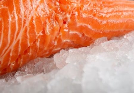 Para comer, ¿pescado fresco o congelado?