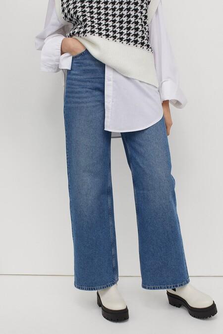 Wide Leg Jeans 01