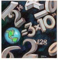 A los 5 años los niños resuelven operaciones matemáticas