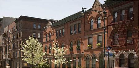 Apartamentos de lujo en Harlem