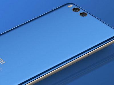 Xiaomi lanza una versión del Mi Note 3 con 4 GB de RAM para diferenciarlo de la gama más alta y abaratarlo