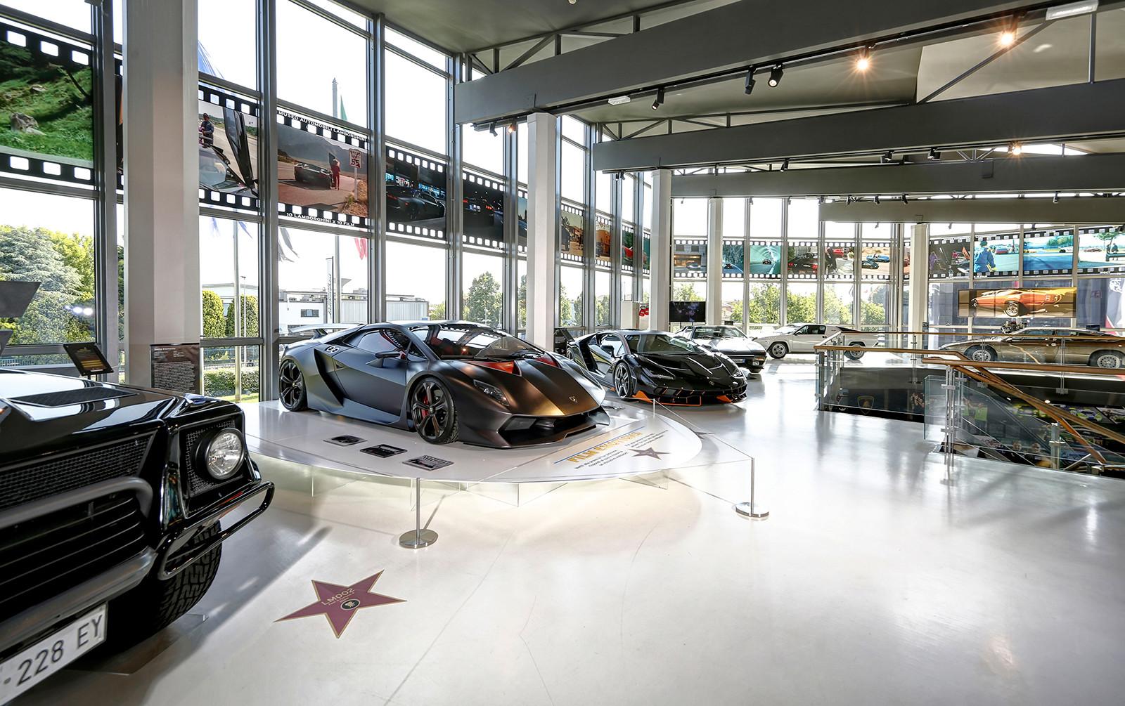 Foto de Emociones de película: Lamborghini y el mundo del cine: la exposición (8/15)