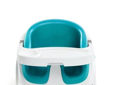 Oferta Flash en el asiento elevador Ingenuity Baby Base 2-in-1: hasta medianoche cuesta 32,38 euros en Amazon