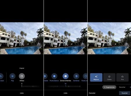 Google Fotos Como Usar Nuevo Editor