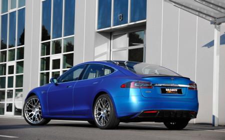 Brabus apuesta por la diferenciación para el Tesla Model S P85D