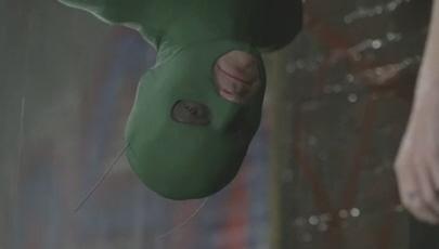Trailer de 'Superhero Movie', burlándose de Spider-Man