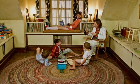 Si eres fan del peculiar estilo de Wes Anderson te encantará este alojamiento de Airbnb