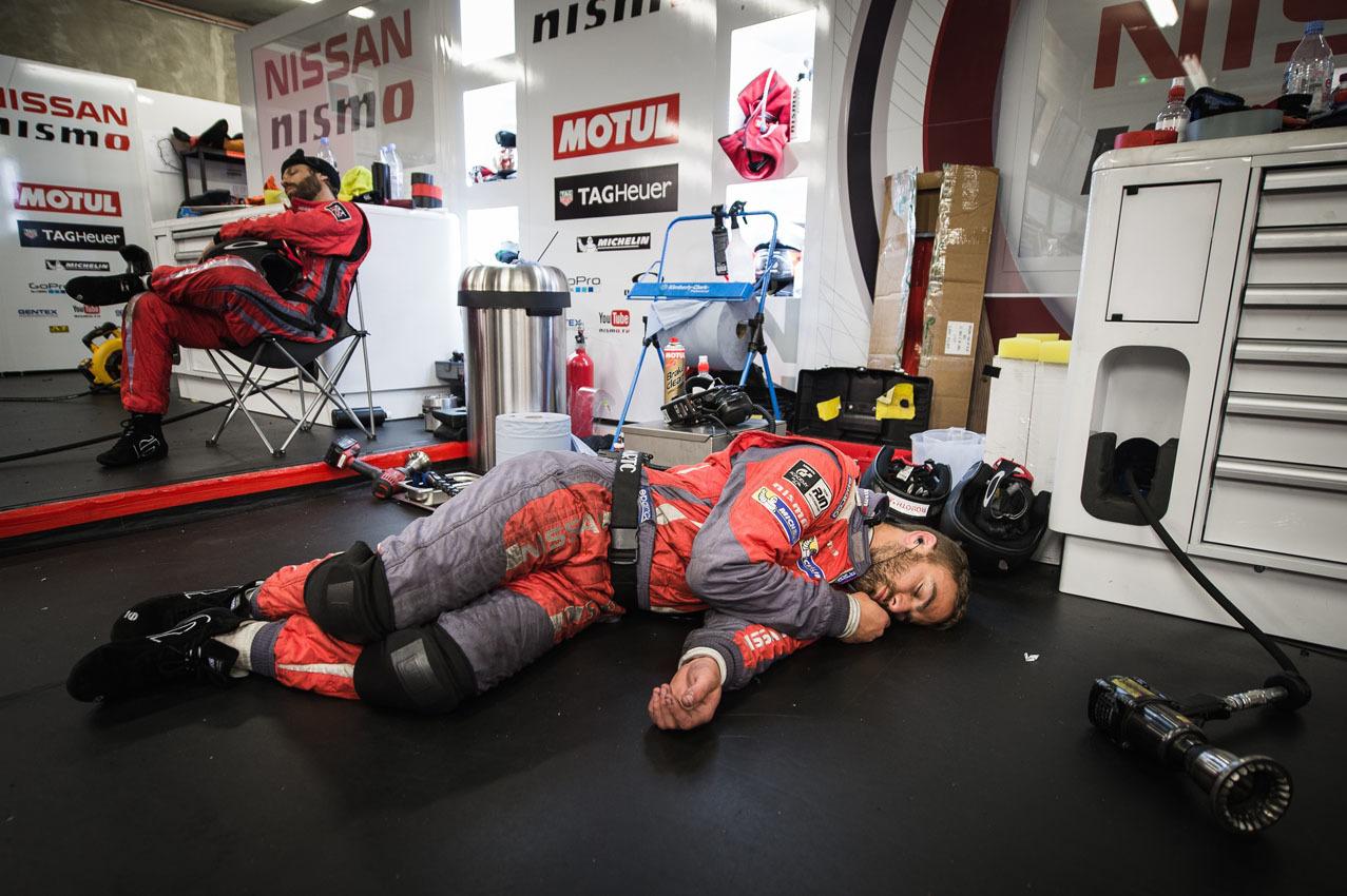 Foto de Nissan NISMO y sus 24 Horas de Le Mans (31/40)