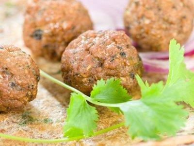 Cenas proteicas rápidas y fáciles: albóndigas de ternera con verduras (XIV)