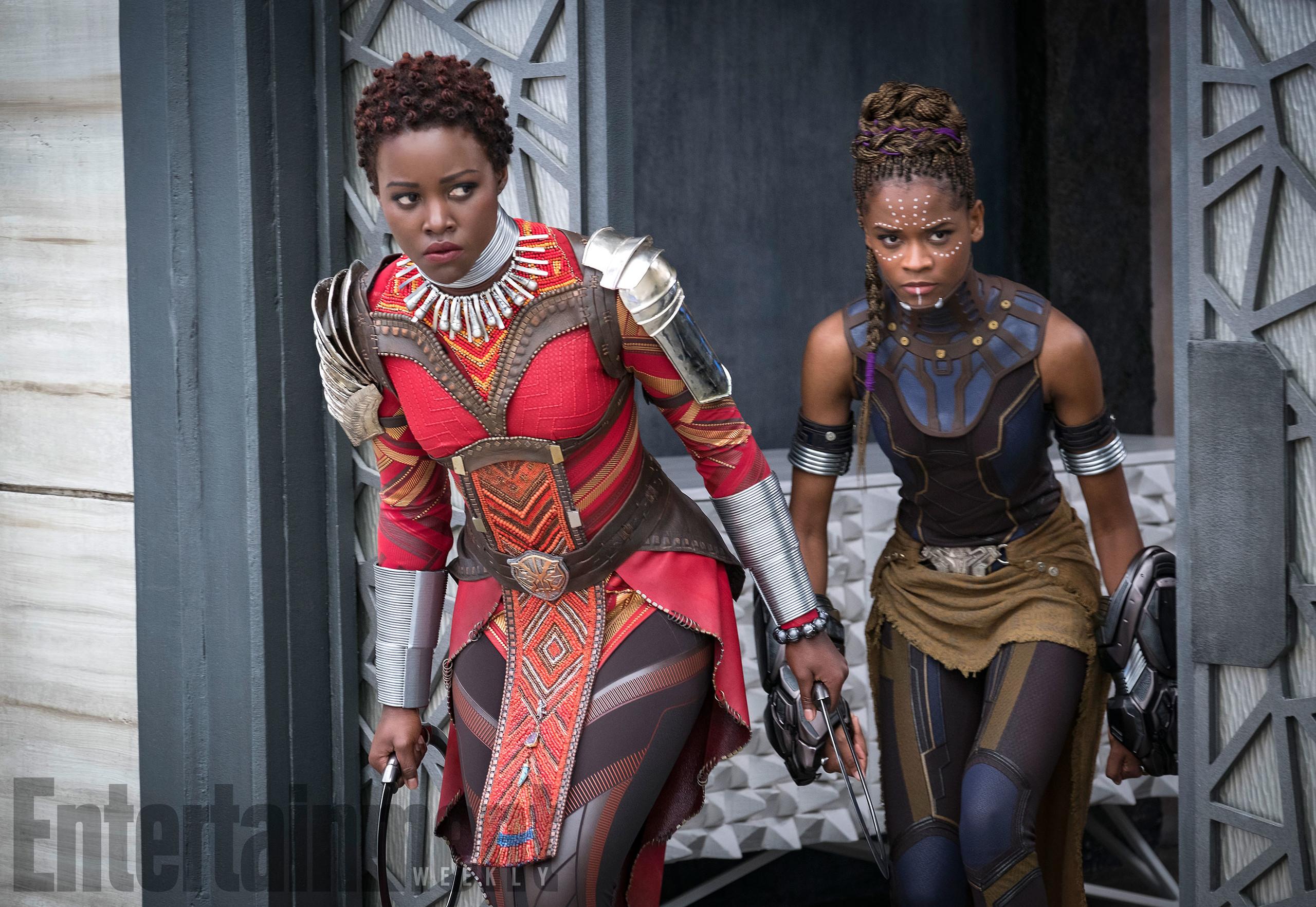 Foto de Nuevas imágenes oficiales de 'Black Panther' (15/20)