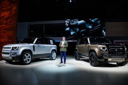 Land Rover Iaa