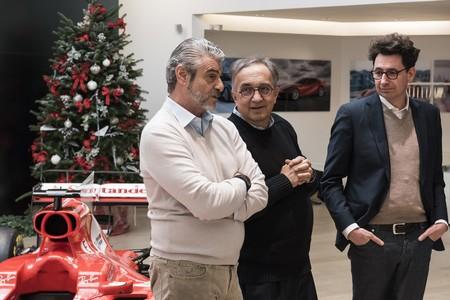 Maurizio Arrivabene cae en la guerra interna de Ferrari