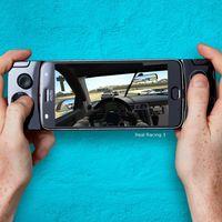 Así son los Moto Mods que llegan con el Moto Z2 Play: consola portátil, carga inalámbrica, altavoz y más batería