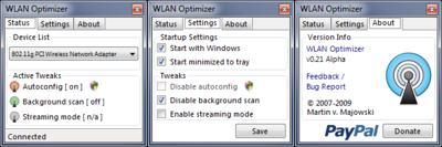 WLAN Optimizer: Exprimiendo tu conexión WiFi