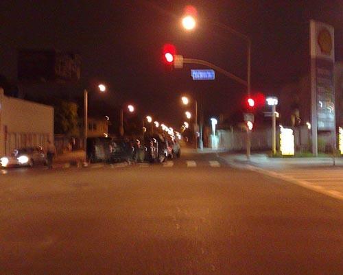Foto de Shia LaBeouf detenido por causar un accidente (2/5)