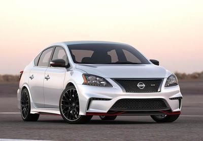 Auto Show de Los Ángeles 2013: Nissan Sentra Nismo Concept