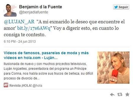 Twitter Benjamín