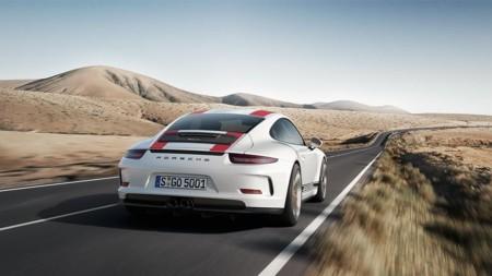 Porsche 911 R 5