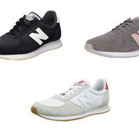 En Amazon tenemos ofertas en las zapatillas New Balance 220 desde 31,79 euros en varios colores