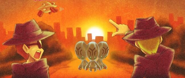 Pokemon Anuncio Misterioso