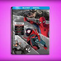 Colección con steelbook y cuatro películas de 'Spider-Man' por 436 pesos Amazon México, su precio más bajo histórico
