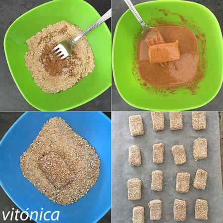 Tofu Nuggets Pasos