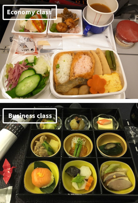Airline Food 01