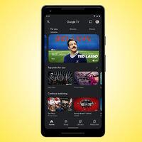 Google TV para Android añade YouTube TV, nuevo diseño y otros cambios