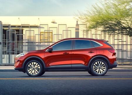 Ford Escape 2021 Precio Mexico 2
