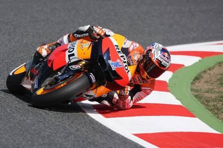 MotoGP Catalunya 2012: primera fila para Maverick Viñales, Casey Stoner y Marc Márquez