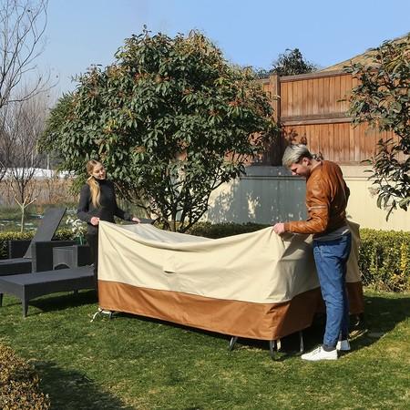 Fundas para proteger los muebles de exterior: buenas y baratas