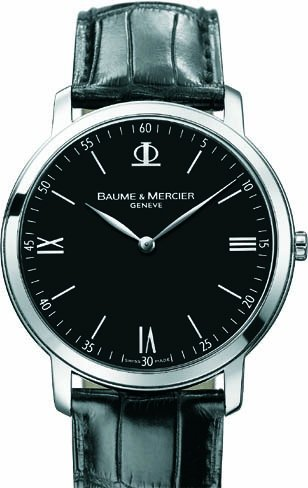 Relojes Baume & Mercier Classima Executives L Ultraplano: perfectos para nosotras