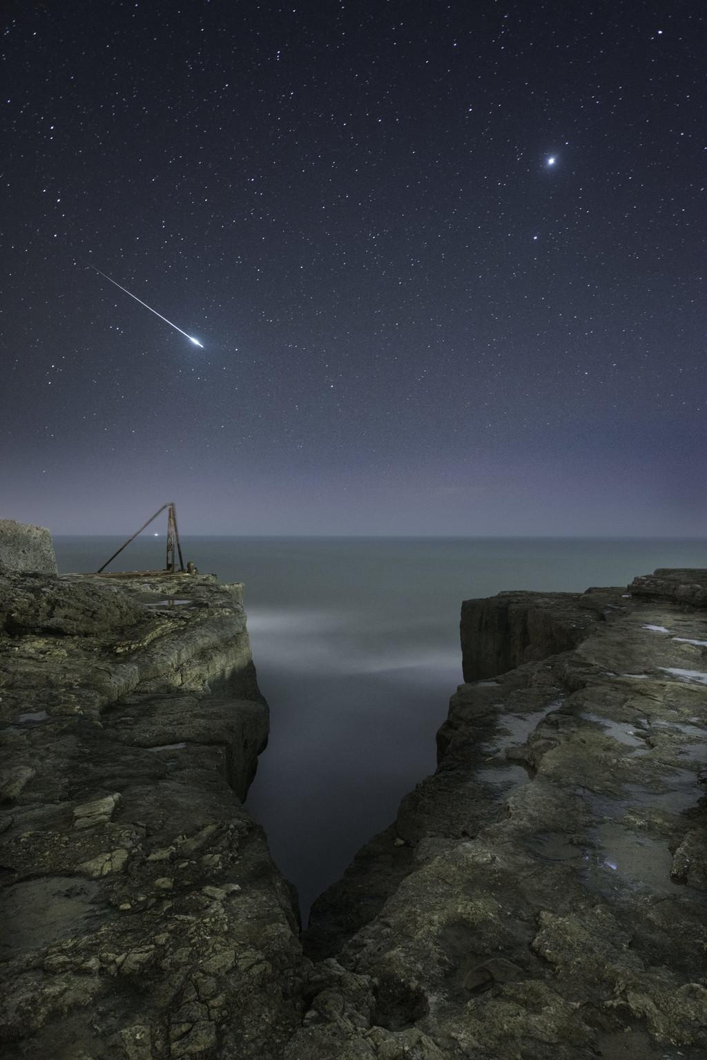 Shooting Star And Jupiter C Rob Bowes Mini Mini